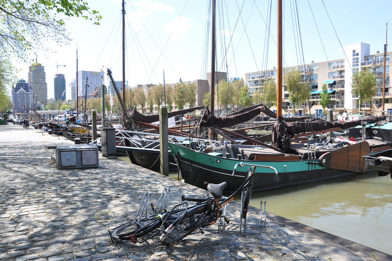 Rotterdam, Haringvliet