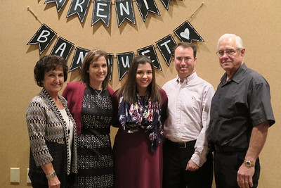 Parent's Banquet