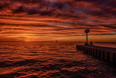 Cleveland Sunsets