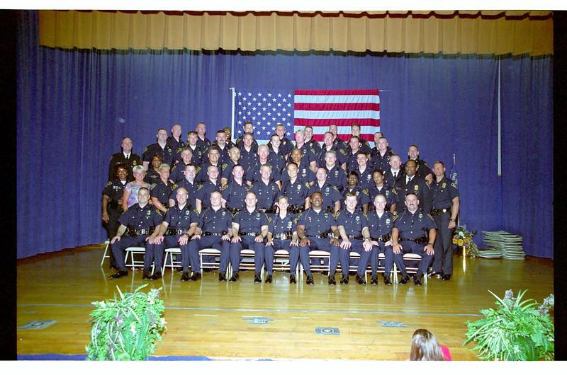 96th Sworn Recruit class 02