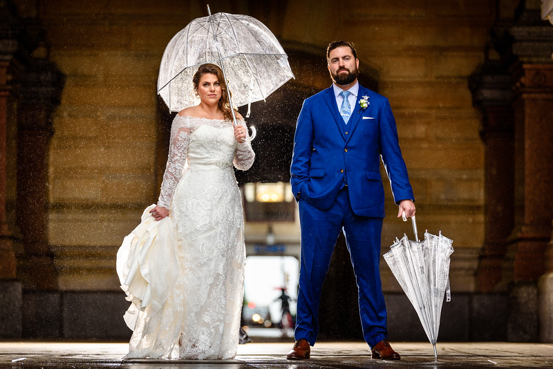 Megan & Freddie's Wedding at Tendenza in Philadelphia