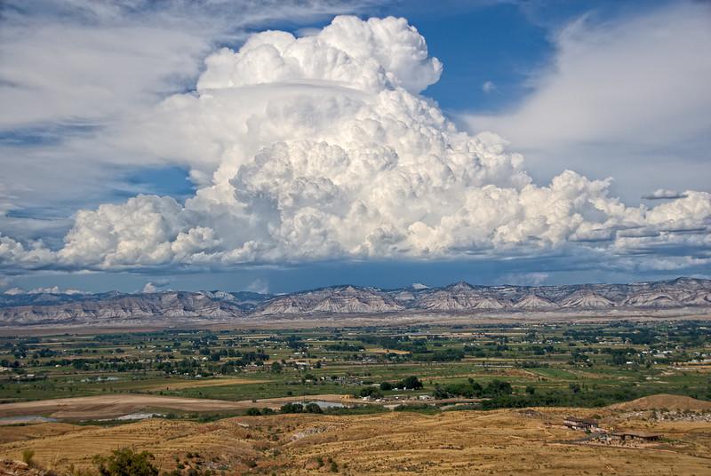 2007 Colorado Trip - Colorado Nat Monument View