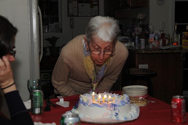 Louise's 80th Birthday Celebration