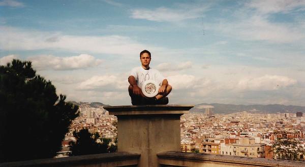 1998xxxx Porro Barcelona with Oscar