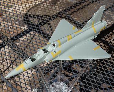 1/48 Kinetic Mirage 2000BG