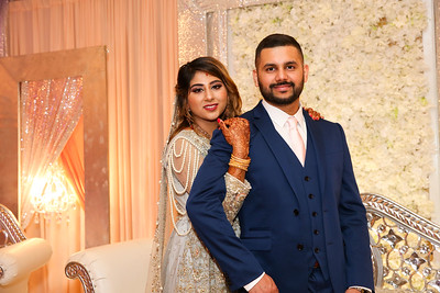 Walima Ceremony of Hisham and Amirah