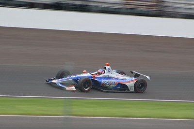 Indycar Fast Friday Practice - Indianapolis Motor Speedway - 18 May '18