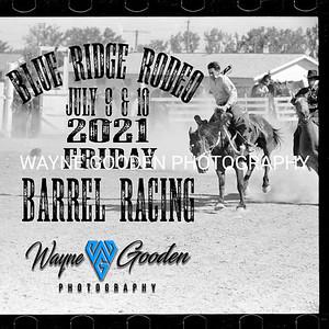 Friday Night Barrel Racing