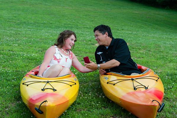 Kayaking Proposal Yes