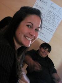 2011 Service Impact Award winner: Juliana Chosana Ko. Corporation for National and Community Service Photo.