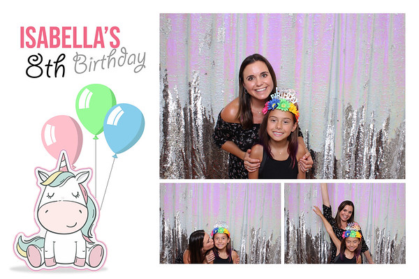 Isabella's 8th Birthday