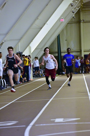 Winter Track Meet at Lehigh University