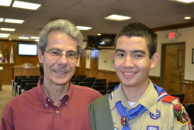Alpharetta City Hall - Eagle Scouts