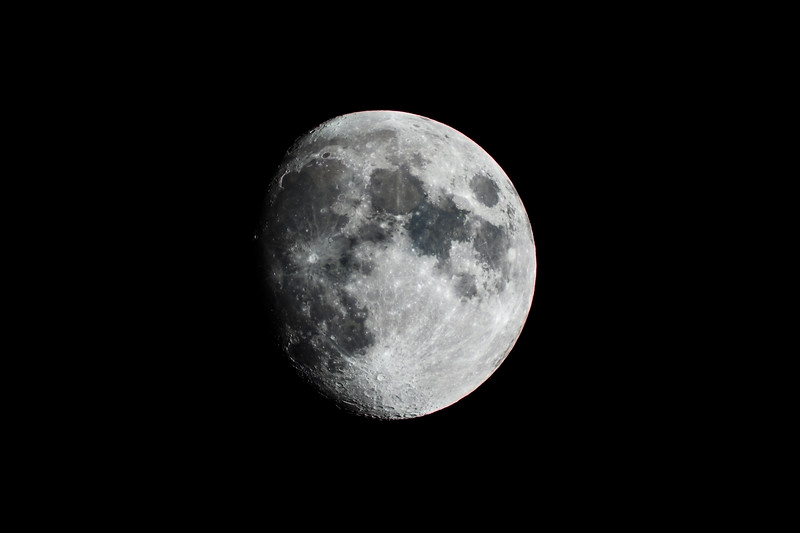 Waxing Gibbous Moon of April 18th
