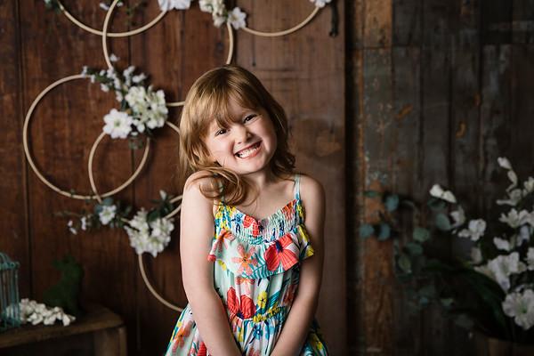 Avery {Easter Mini}
