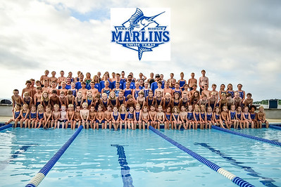 2017 Bay Ridge Marlins Team Photo