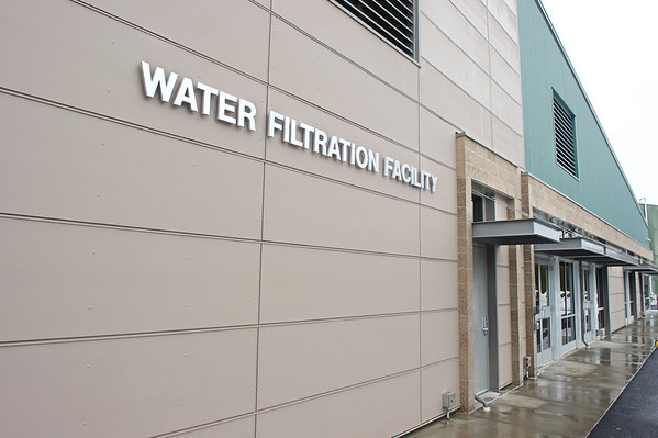 Bend Oregon Water Filtration Facility