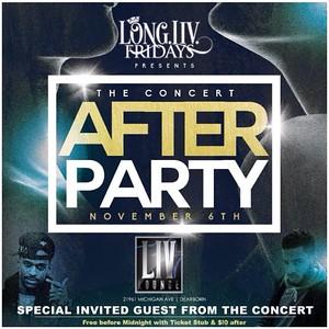 Liv Lounge 11-6-15 Friday