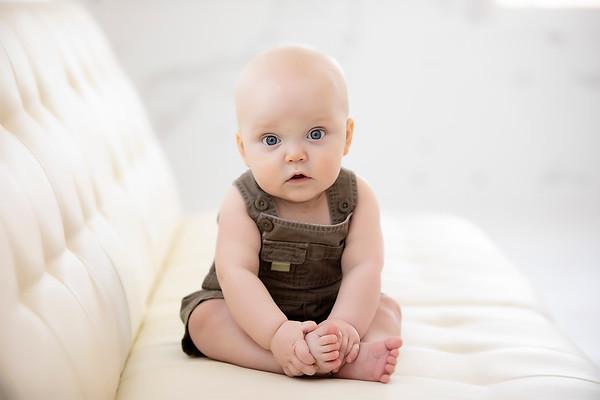 Hayes Hawley - 7 Months