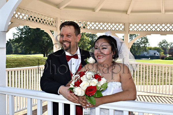Amy and Eric B - September 15, 2017
