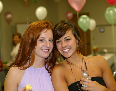 Amanda and Caitlin's High School Graduation Party (2005)