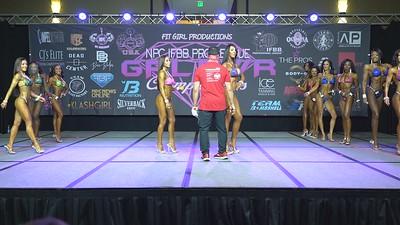 IFBB Bikini Pre Video 3