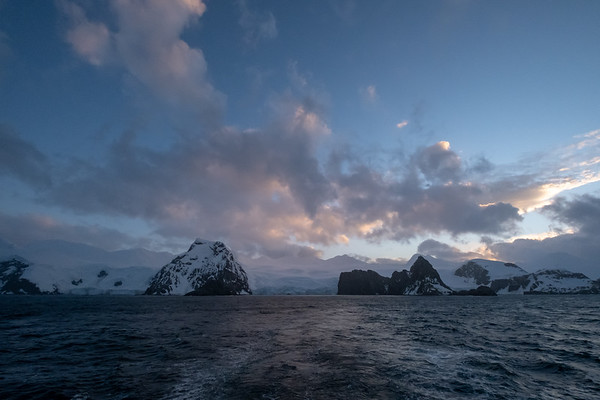Antarctica and South Georgia