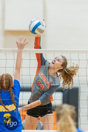 9-24-19 Minneapolis Edison v Minneapolis South Volleyball
