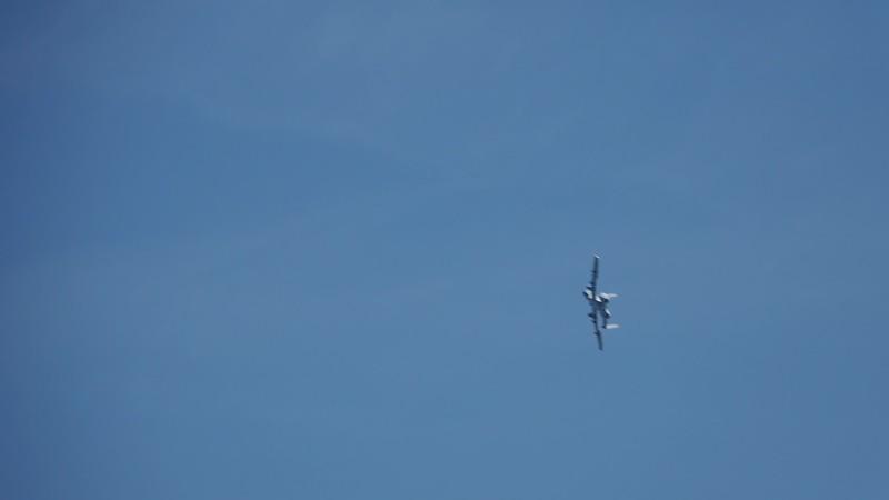 A-10 Aerobatics.MP4
