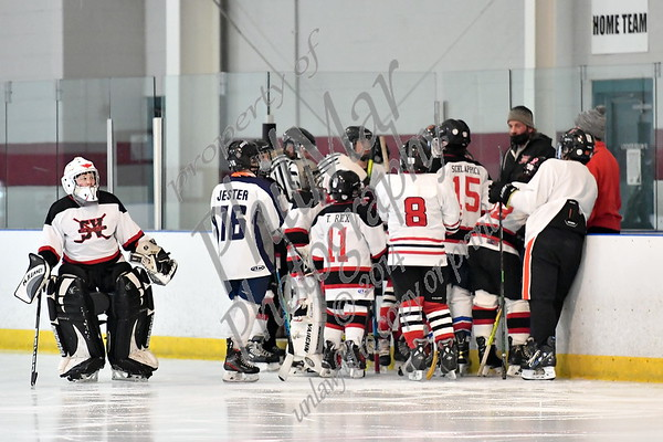 Twin Valley vs SV/FW Middle School Ice Hockey 20 - 21