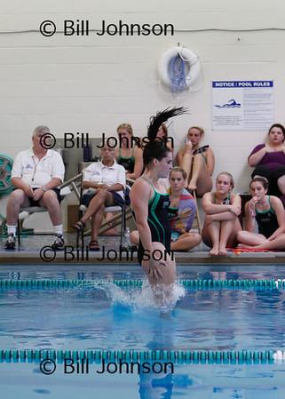 Girls Swimming Bishop Feehan v Westwood 9_27_11