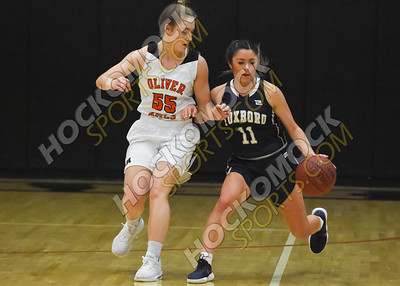 Oliver Ames - Foxboro Girls Basketball 1-7-20