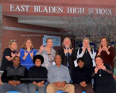 East Bladen 2020 CTE Teachers