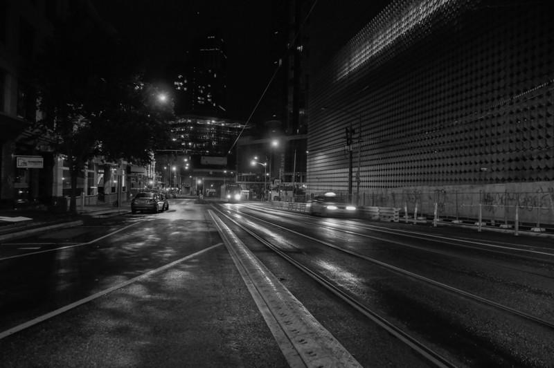 Swanston Steet, Melbourne, 2012.