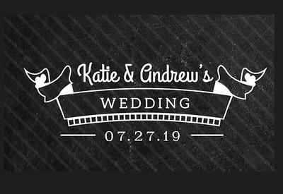 Katie & Andrew's Wedding!
