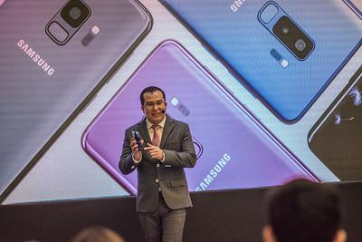 Lanzamiento Samsung S9