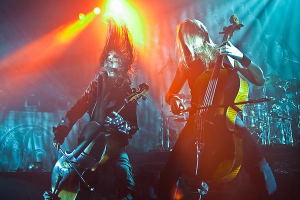 Apocalyptica - 23 February 2011