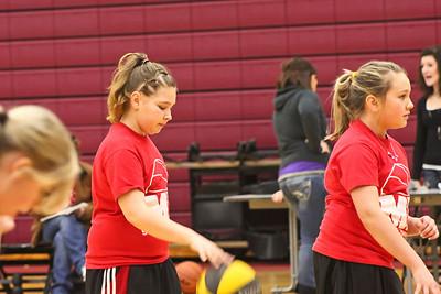 Kaylea Basketball
