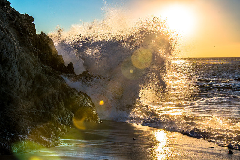 Malibu Beaches! Nikon D800E Dr. Elliot McGucken Fine Art Photography for Los Angeles Gallery Show!