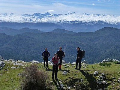 Sierra de Huetor, Granada 4 April 2014