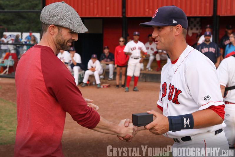 Guelph Royals at Brantford Red Sox July 18, 2014