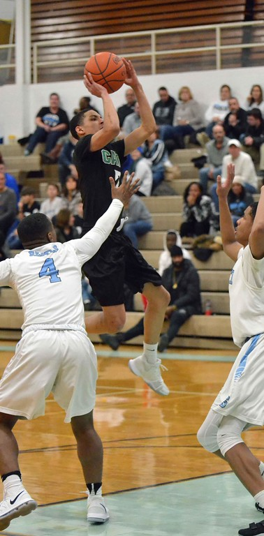 . Paul DiCicco - The News-Herald Action from South-Mayfield boys basketball Feb. 2.