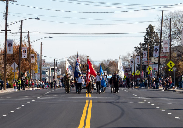 2019 Susanville Veterans Day Parade