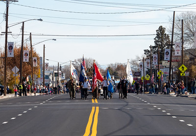 2019 Susanville Veterans Day Parade