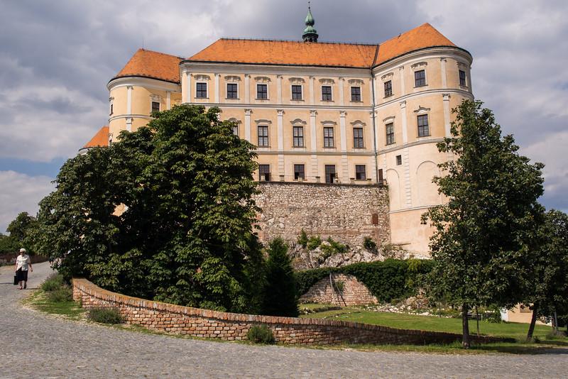 Chateau, Mikulov