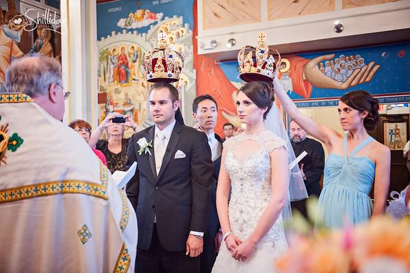 Cath and Scott - Ceremony