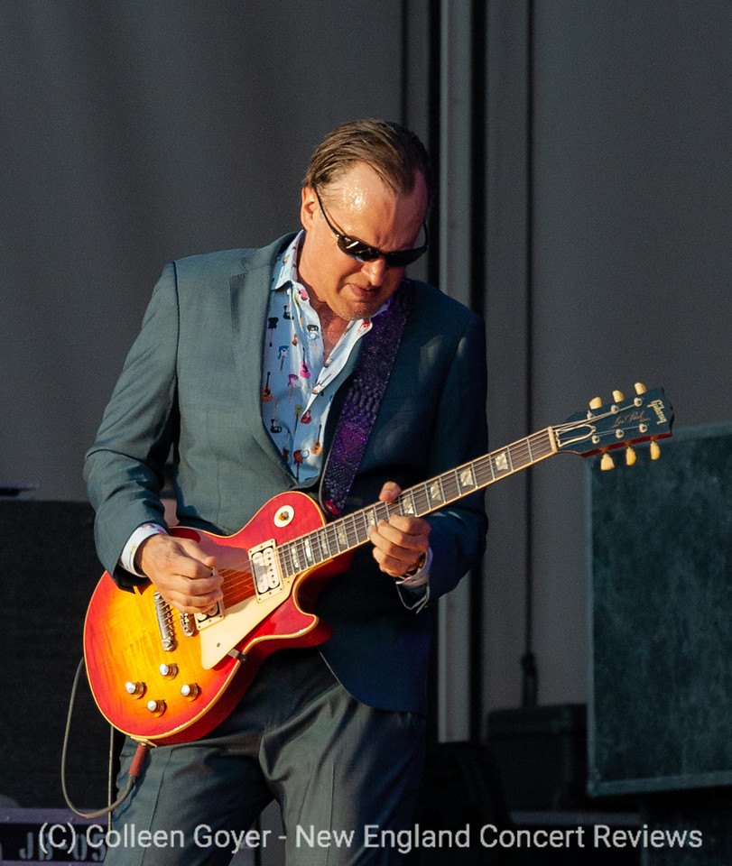 Joe Bonamassa at Maine Savings Pavilion