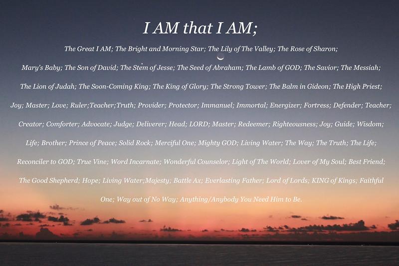 I AM that I AM ; 2.jpg