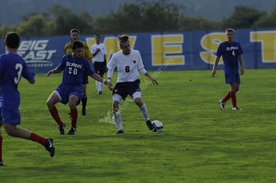 26360 Mens Soccer vs. Depaul