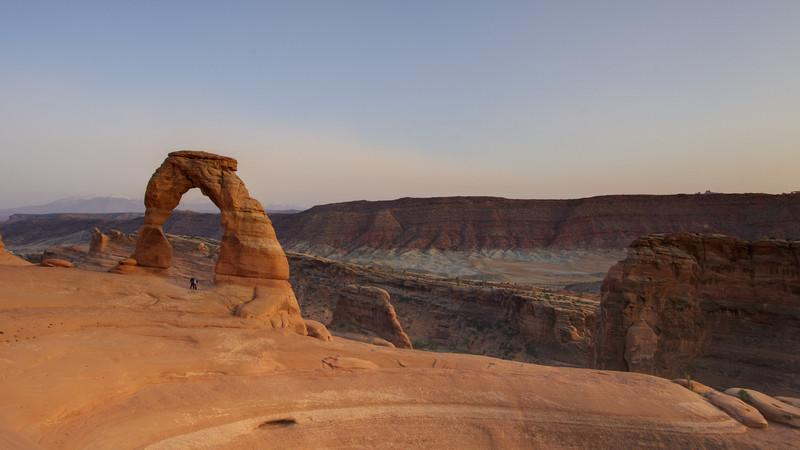 Delicate Arch (Arches National Park, Moab UT)